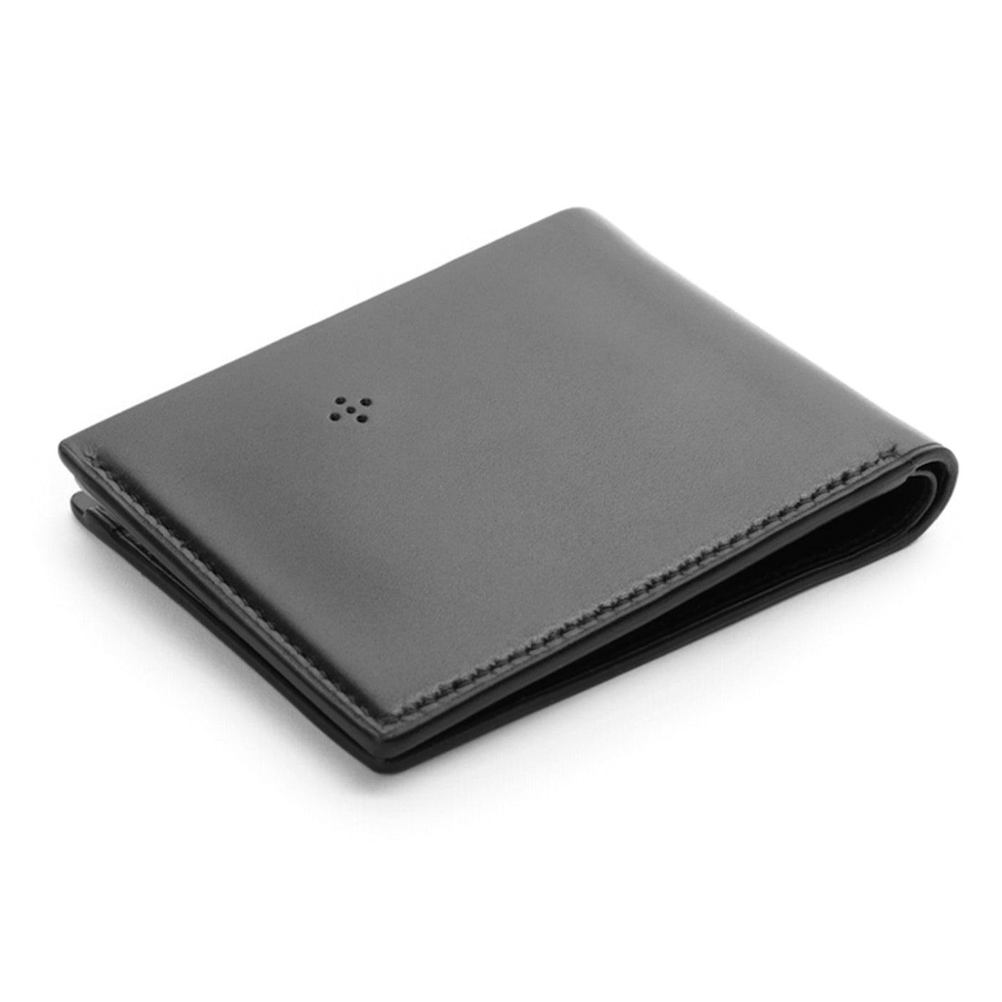Smart Tech Classic Wallet Black