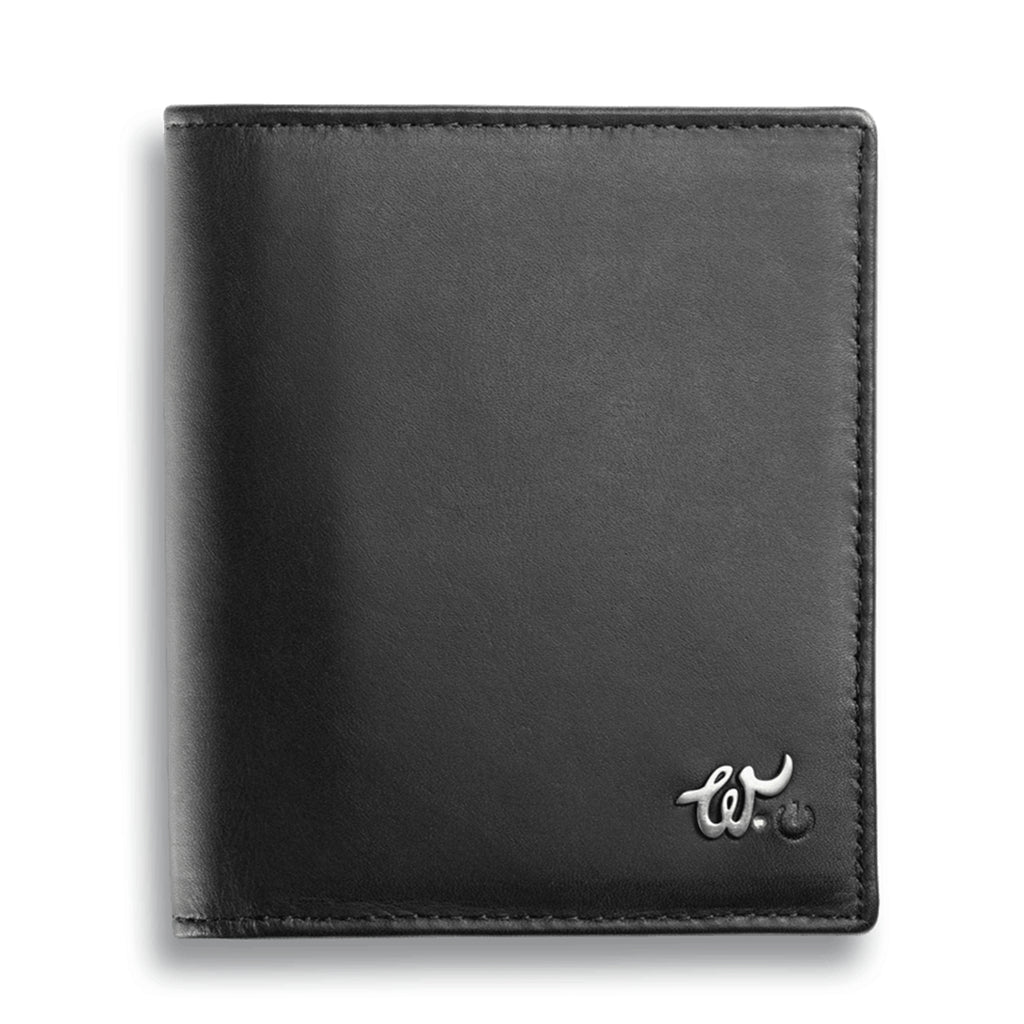 Selfie Smart Tech Wallet Black