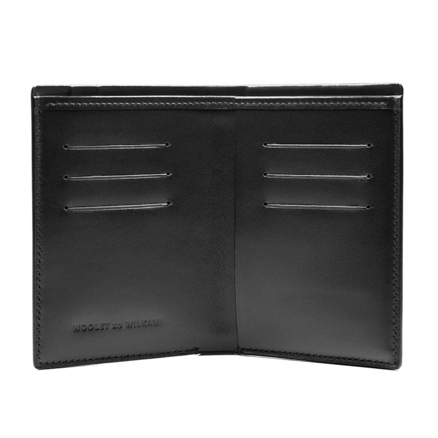 Travel Smart Tech Wallet Black