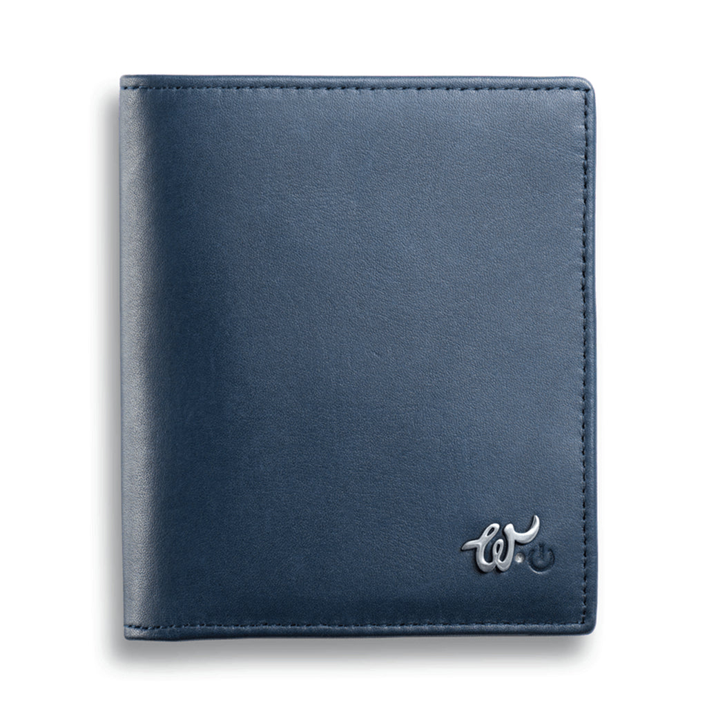 Selfie Smart Tech Wallet Blue