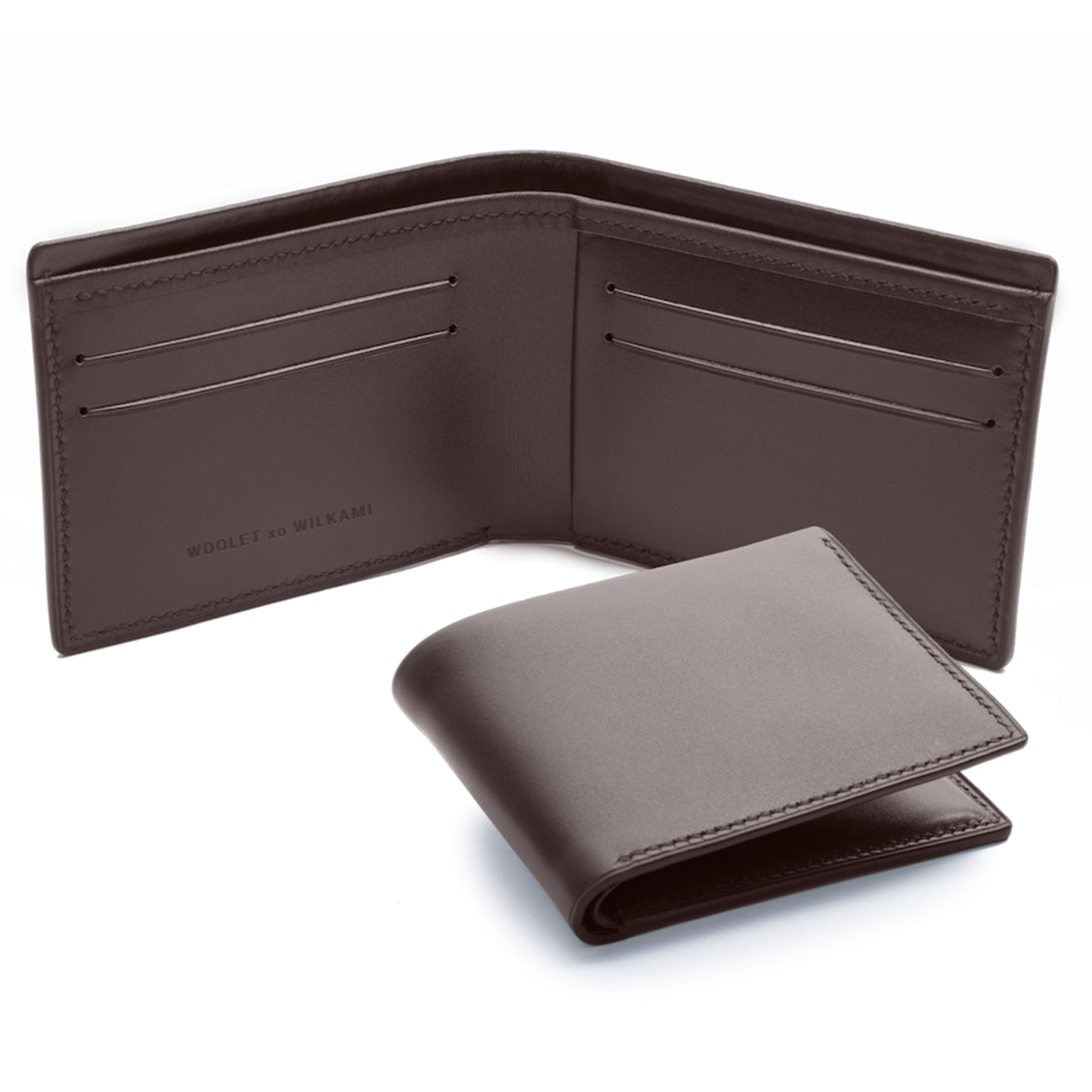 Smart Tech Classic Wallet Havana