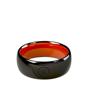 Contactless Payment Ring        Black Fire