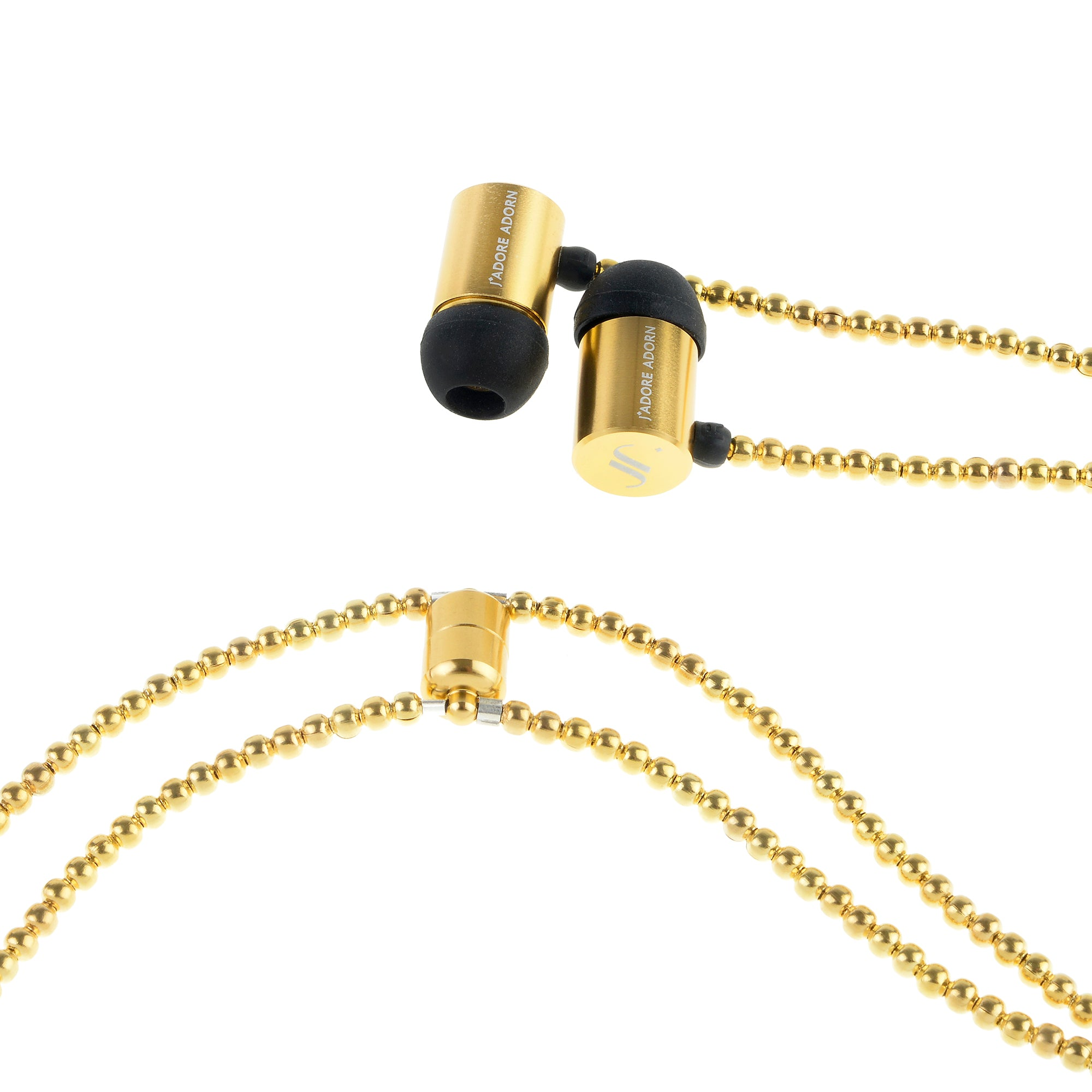 Bluetooth Necklace Earphones - Leopard