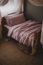 Lilac Bedding