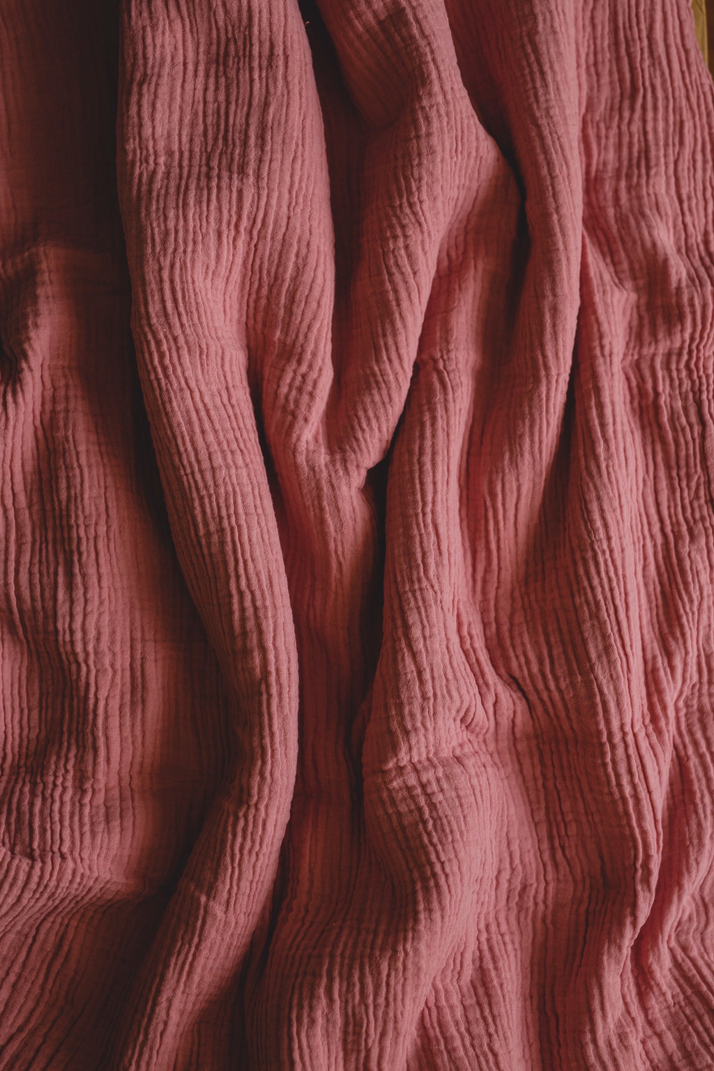 Dusty Pink Bedding