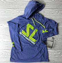 Lightweight Long Sleeve Hooded TShirt