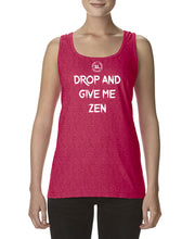 Silver Lightning Apparel Yoga ZEN Racerback Tank Top