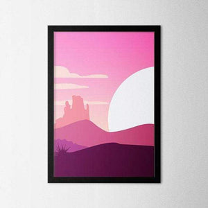 Arizona - Poster Set - Northshire Wall Art
