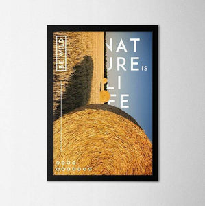Be Wild - Poster Set - Northshire Wall Art