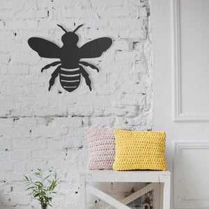 Bee - Metal Wall Art - Northshire Wall Art