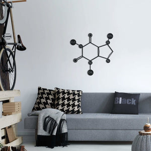 Caffeine - Metal Wall Art - Northshire Wall Art