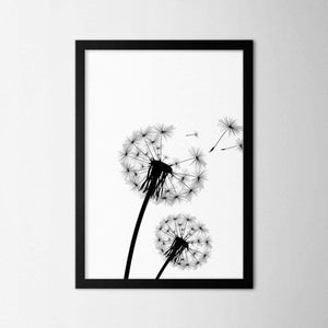 Dandelion - Poster Set - Northshire Wall Art