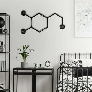 Dopamine - Metal Wall Art - Northshire Wall Art