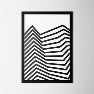 GeoArt - Poster Set - Northshire Wall Art