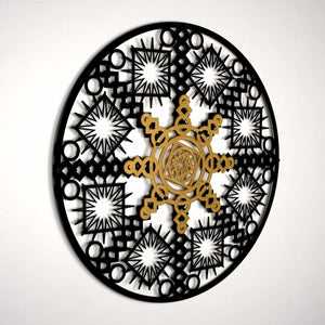 Krator - Metal Wall Art - Northshire Wall Art