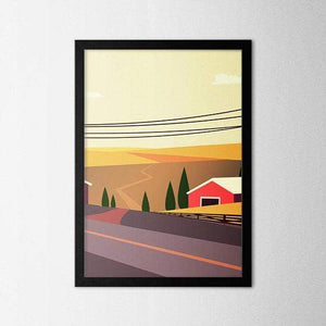 Landscape - Poster Set - Northshire Wall Art