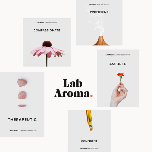 Lab Aroma!  Aromatherapy Blending Software for Aromatherapists