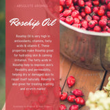 Organic Rose Hip Seed Oil