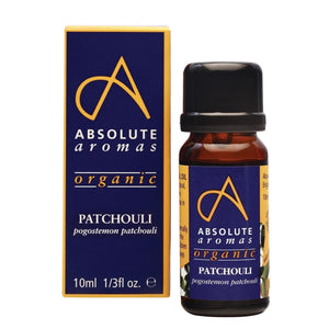 Organic Patchouli (Indonesia)