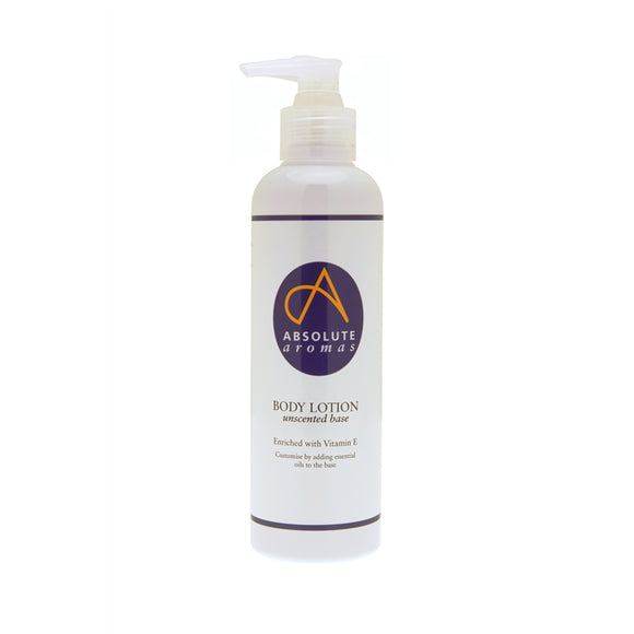 Fragrance Free Body Lotion Enriched with Vitamin E (Paraben Free)