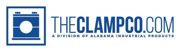 The new www.theclampco.com website by Alabama Industrial Products