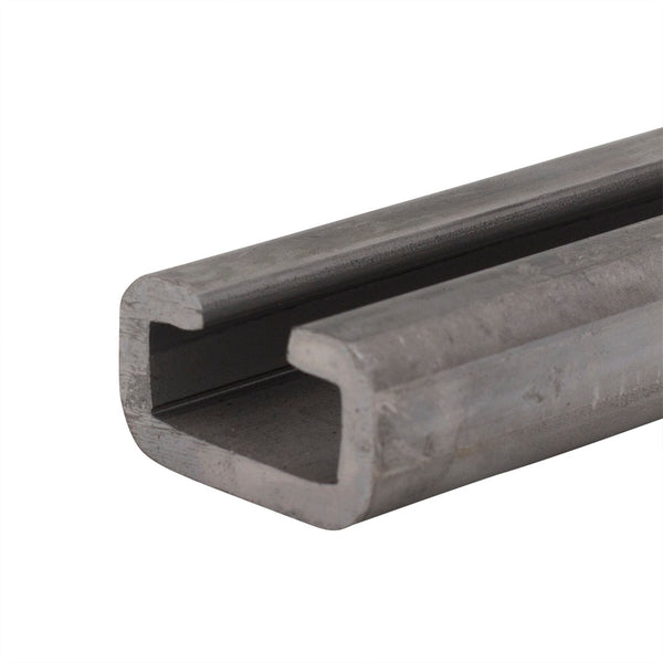 40mm x 22mm x 1 Meter Long Carbon Steel DIN 3015 Mounting Rail