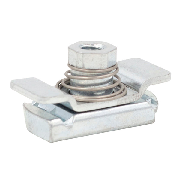 Light Series Strut Adapter Zinc-Plated