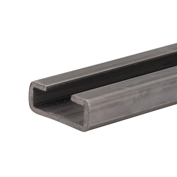 28mm x 11mm x 2 Meter Long Carbon Steel DIN 3015 Mounting Rail