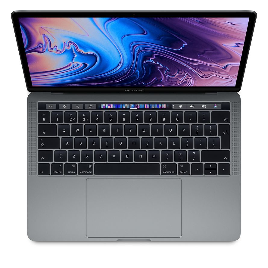 "MacBook Pro Touch Bar 13""Intel i7 3.5 GHz 2017"