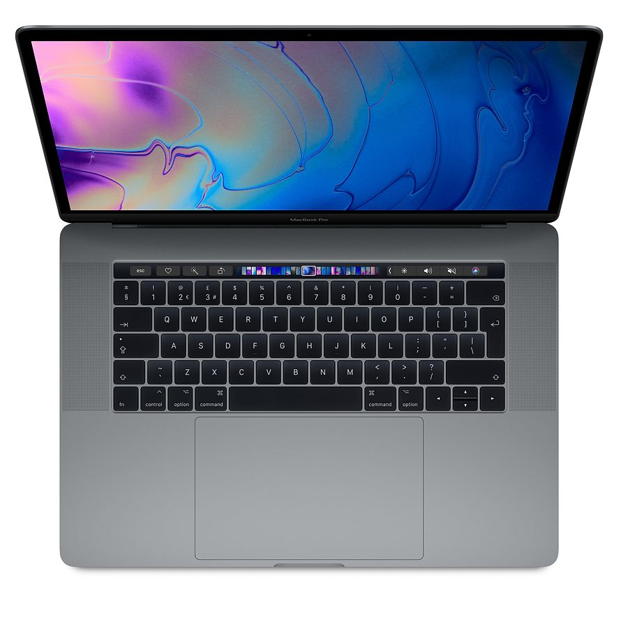 "MacBook Pro Touch Bar 15"" Intel i7 2.8 GHz"