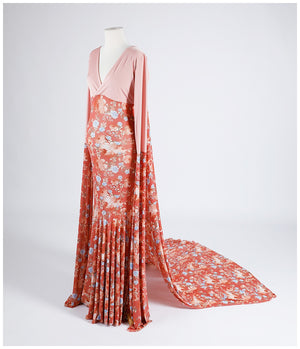 Spring Floral Limited Edition Gown