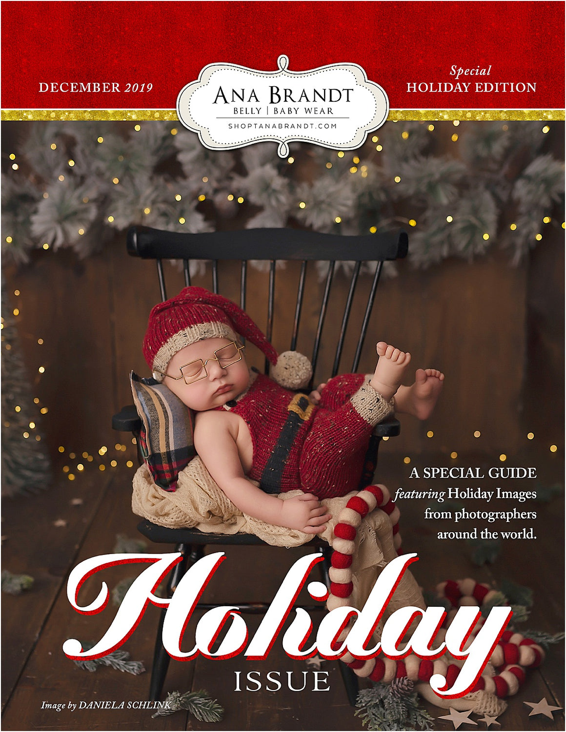 Holiday 2019 Magazine in Print