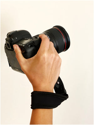 Detachable Wrist Camera Strap