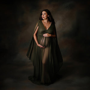 The Enyo Maternity Gown
