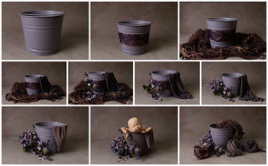 Baby Bucket Kit Sets: Lady Lavender