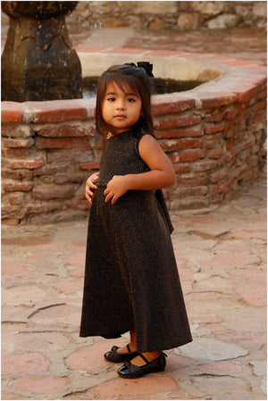 Little Mama Midnight Shimmer Gown