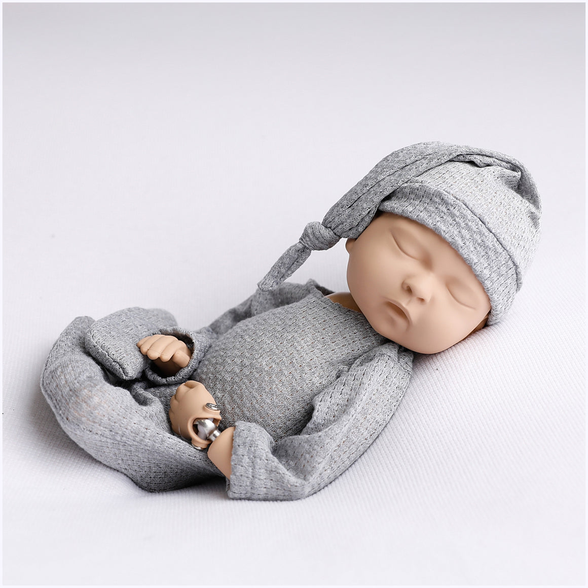 Winter 2021 Sleepy Footed Romper {boy collection}