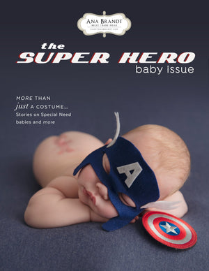 The Super Hero Baby 2019 Magazine in Print