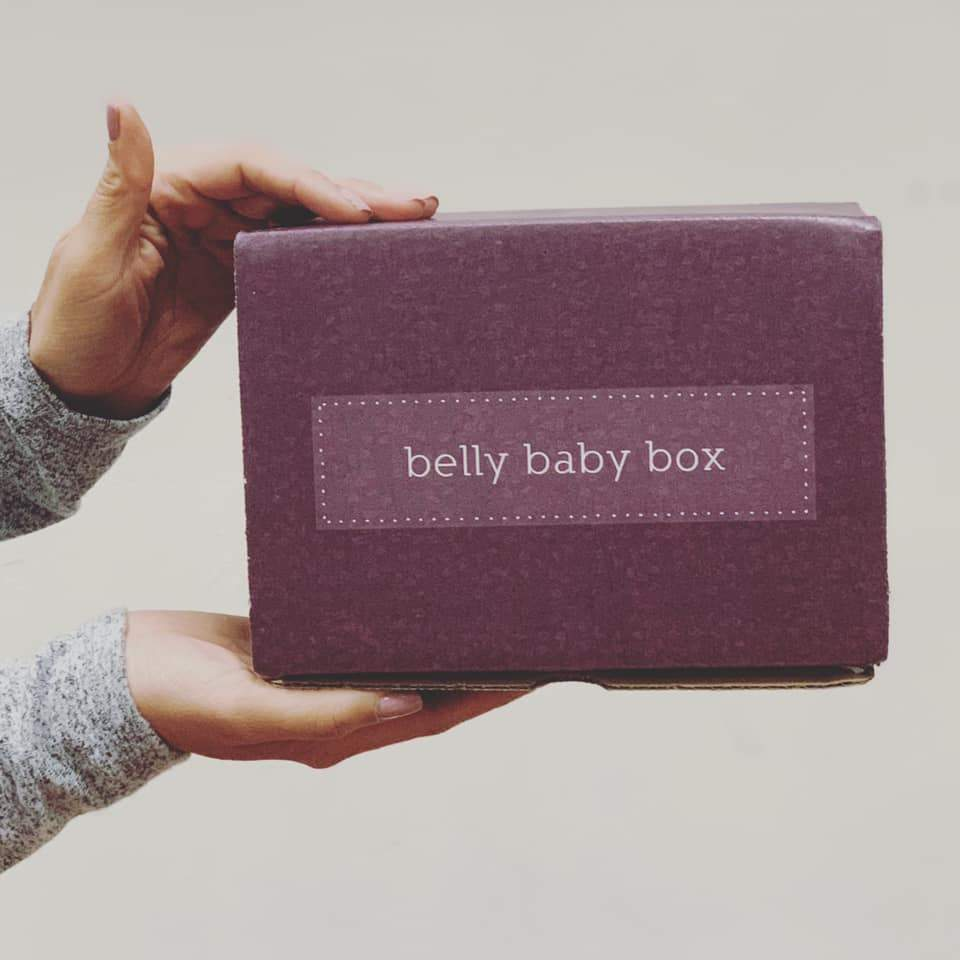 Belly Baby Box: Newborn Collection (2-3MO)