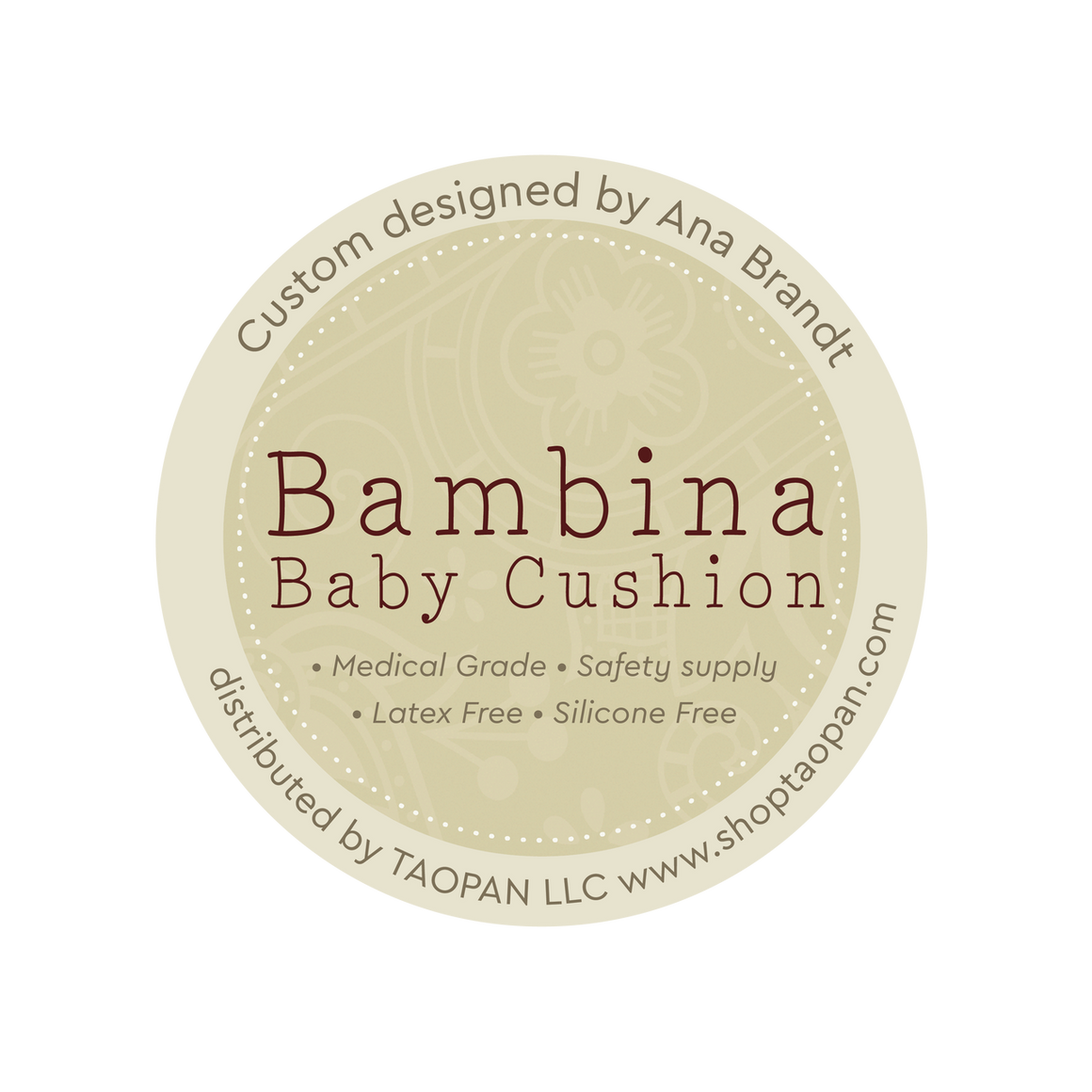 The Bambina - Newborn Size + cover