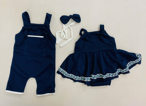 Azure Twin Newborn Set