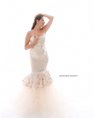 In Her Glory Tulle Lux Gown