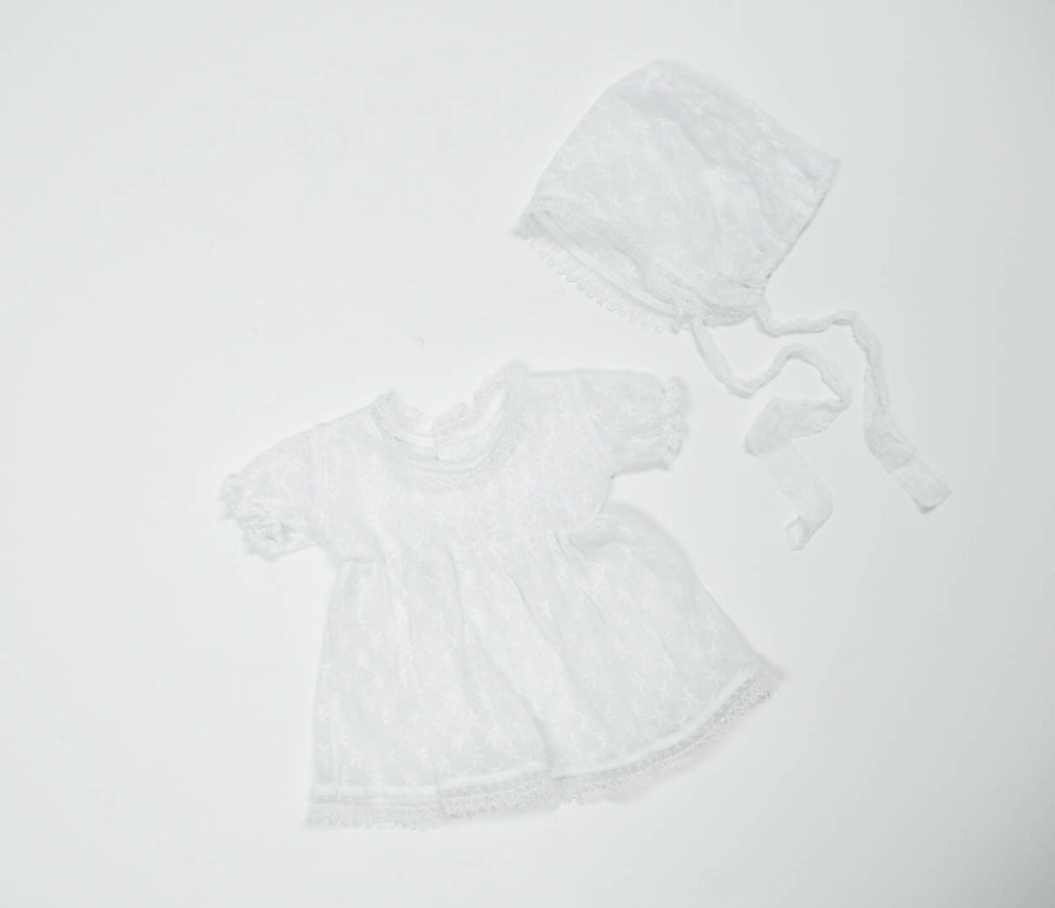 Parisa Newborn Dress