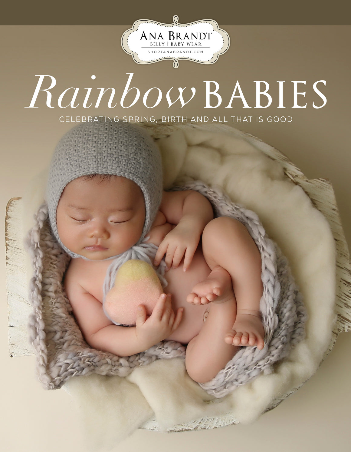 The Rainbow Babies Magazine in Print