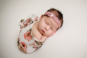 Flower Power Baby Wrap