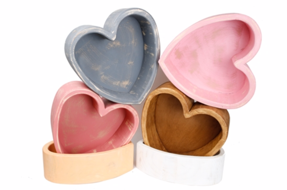 Flat Heart Bowl XL