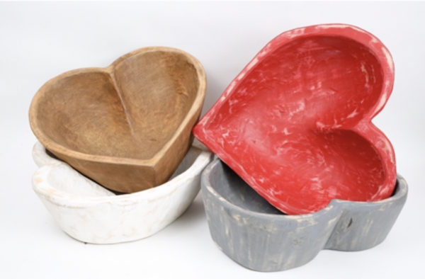 The Heart Dough Bowl XL