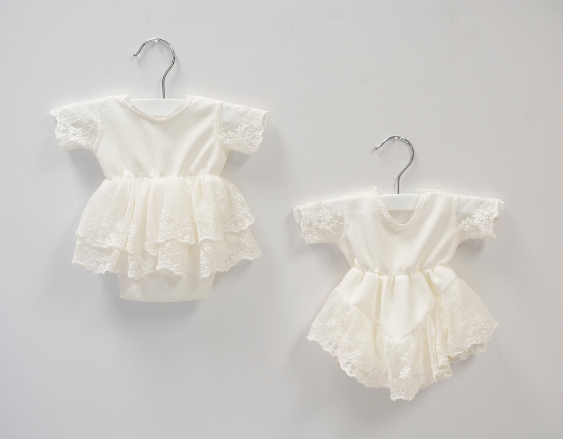 Lily and Lila Newborn Twin Set