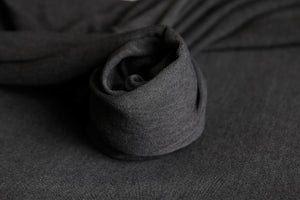 Gray Baby Wrap and Beanbag Set
