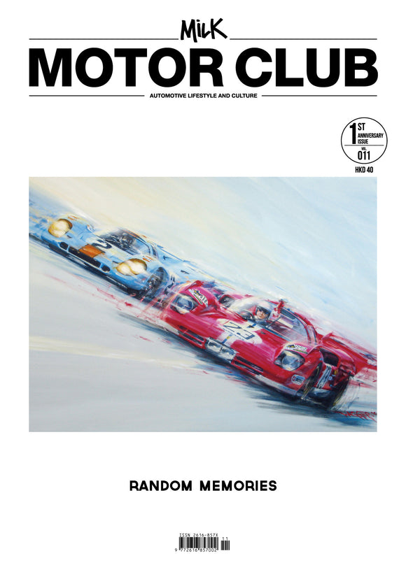 011 Milk Motor Club — Random Memories